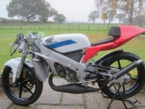 2001 Honda RS125 GP Machine