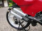 1987 Honda Rs250 Red