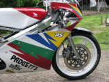 EX Robert Dunlop RS125
