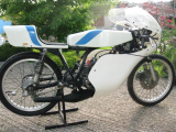 1979 Honda MT125cc watercooled