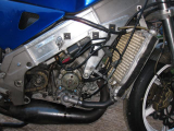 1996 Honda RS250 V twin