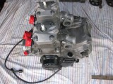 1984 Honda RS500 engine