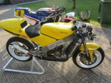 1993 Honda RS250 EX Manx GP Winning machine