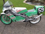 1992 Honda Rs125 in Castrol colours