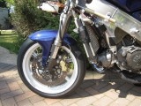 2000 Honda RS250 V Twin Grand prix Machine